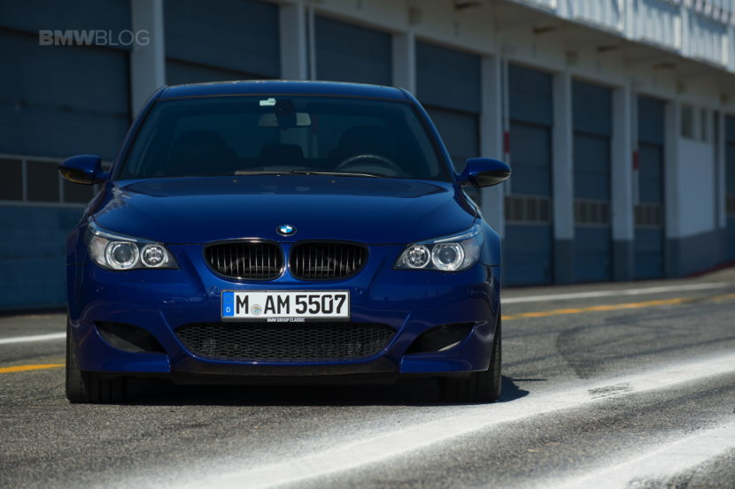 E60 Bmw M5 Still Makes The Best Noise