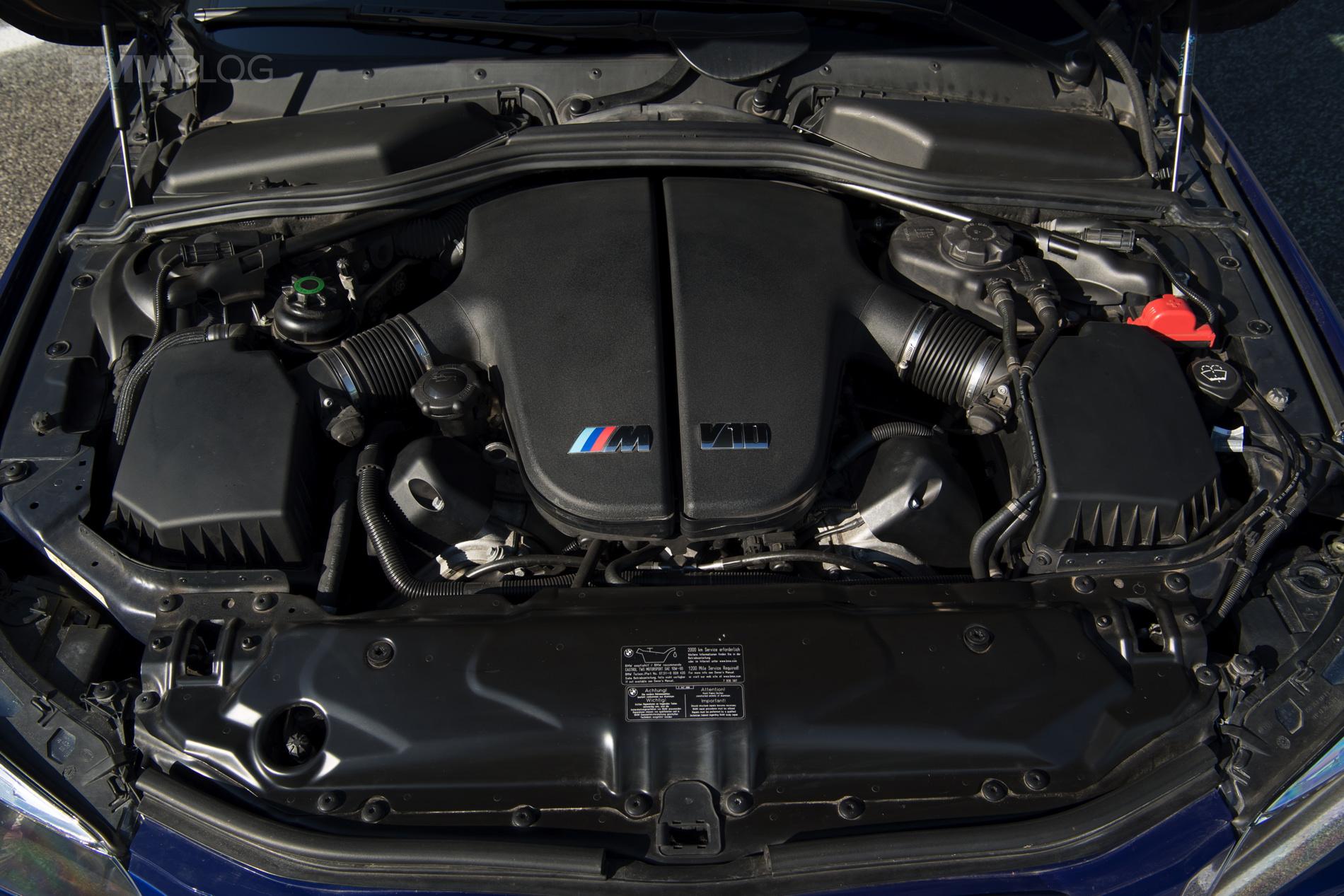E60 BMW M5 34