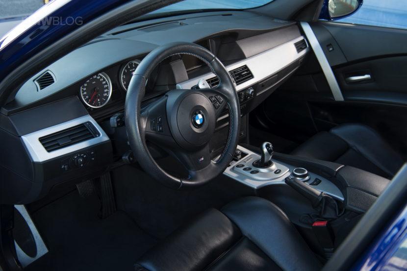 E60 BMW M5 38 830x553