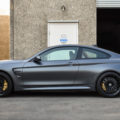 Frozen Gray BMW M4 GTS HRE FF15 Flow Form Wheels Image 11 120x120
