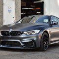 Frozen Gray BMW M4 GTS HRE FF15 Flow Form Wheels Image 7 120x120