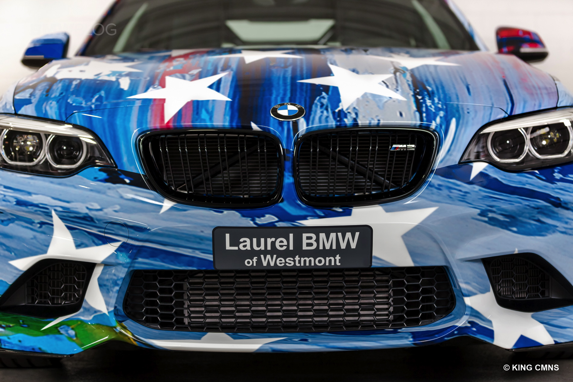 Laurel Motorsports M2 Edition 01