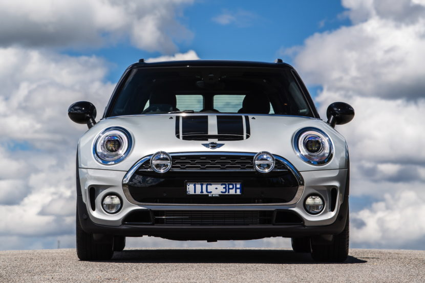 MINI Cooper S Clubman Masterpiece Edition 05 830x553