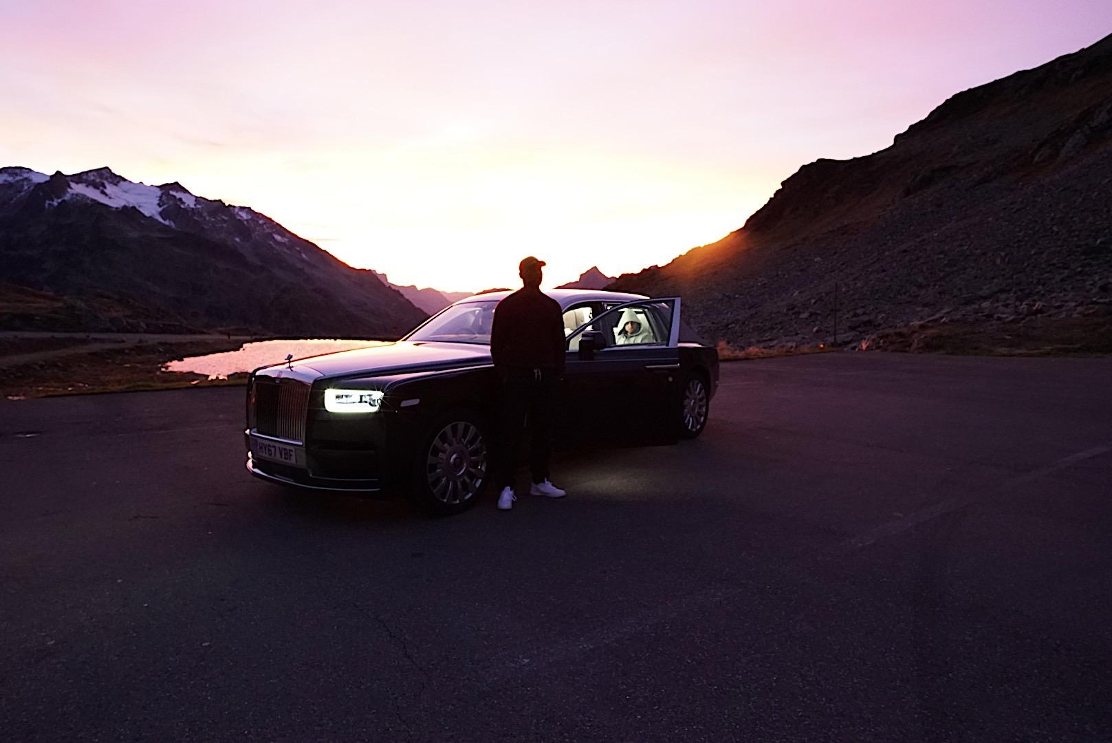 Skepta and Rolls Royce P90288464 highRes skepta transforms ne