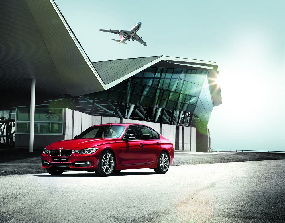 bmw airport