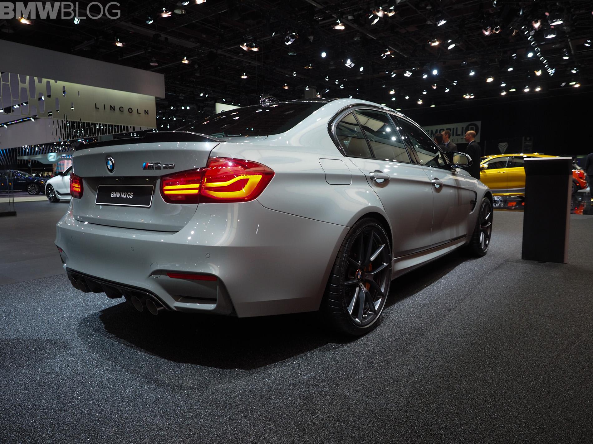 2018 BMW M3 CS detroit 15