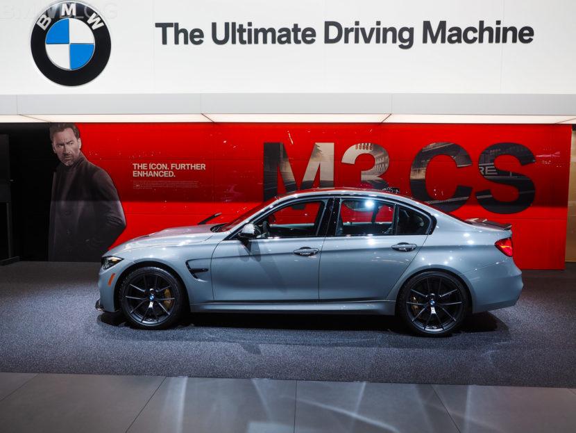 2018 BMW M3 CS detroit 8 830x623
