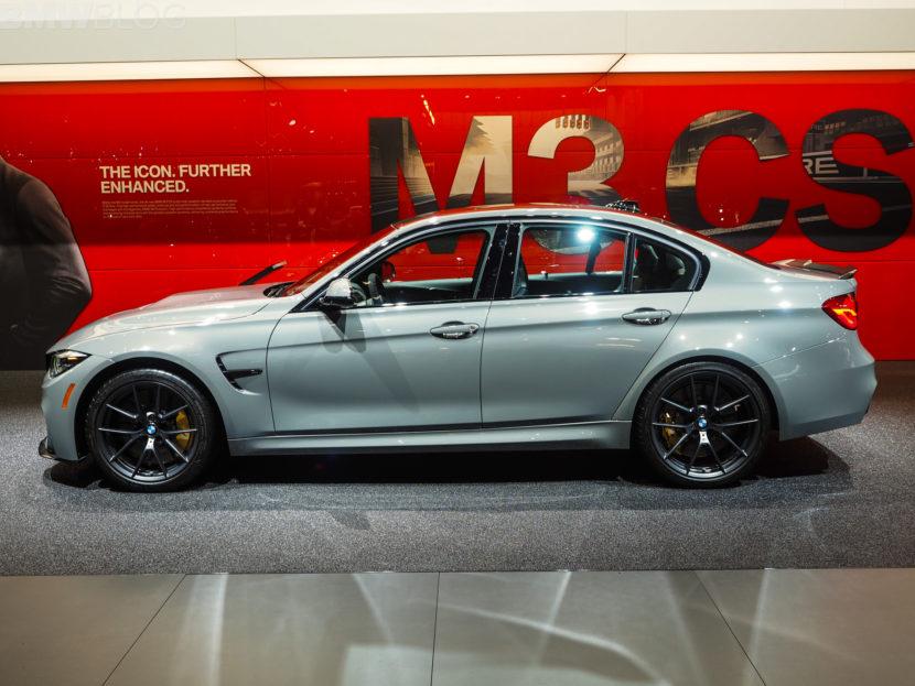 2018 BMW M3 CS detroit 9 830x623