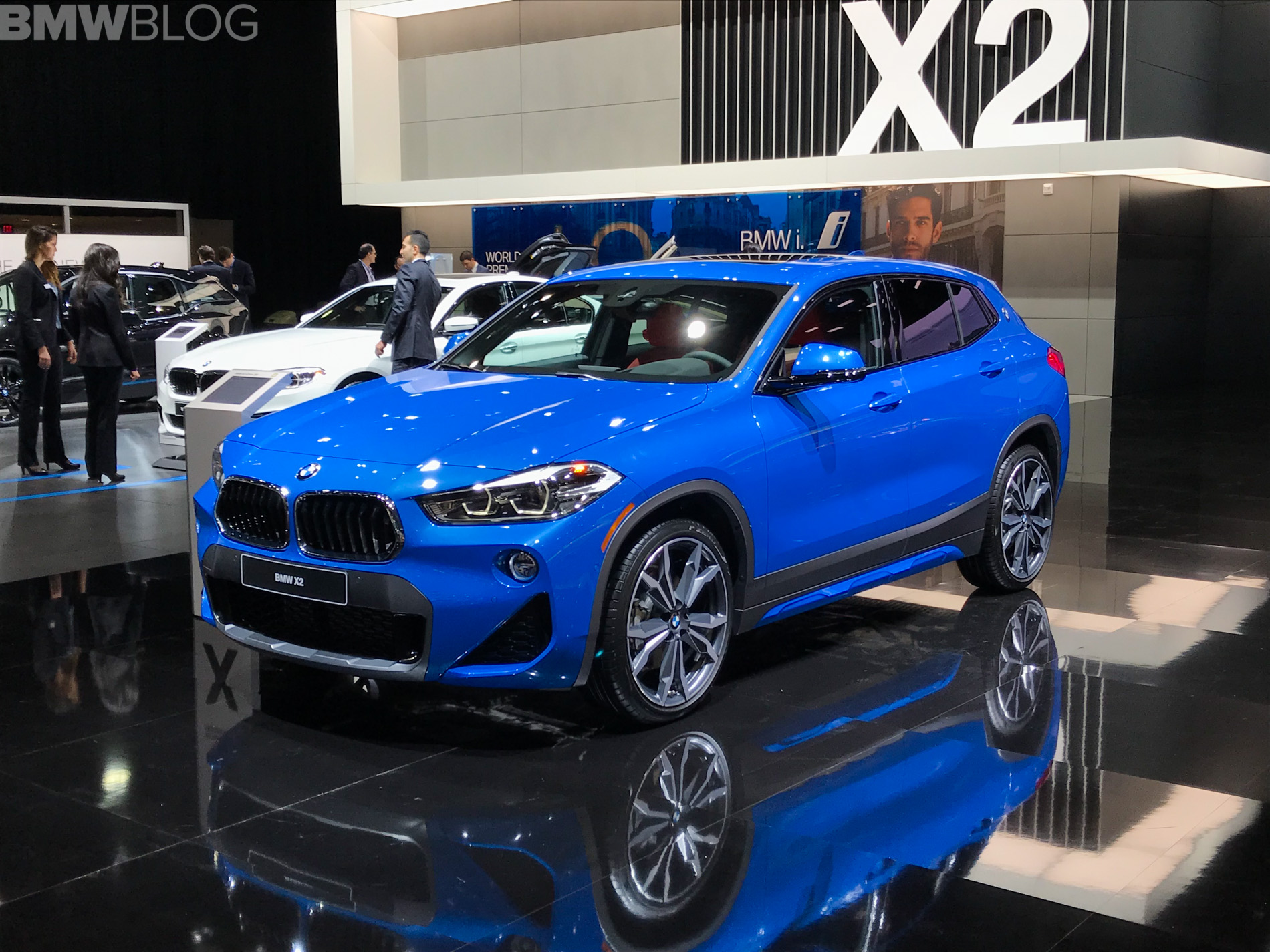 Bmw X2 Product Manager Talks About Bmw S Newest Sav In Detroit