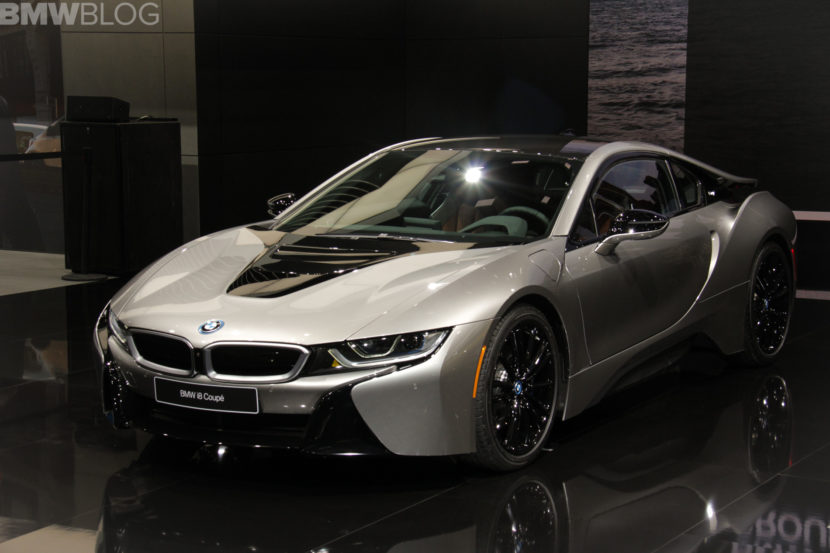 2018 BMW i8 Coupe facelift 1 830x553