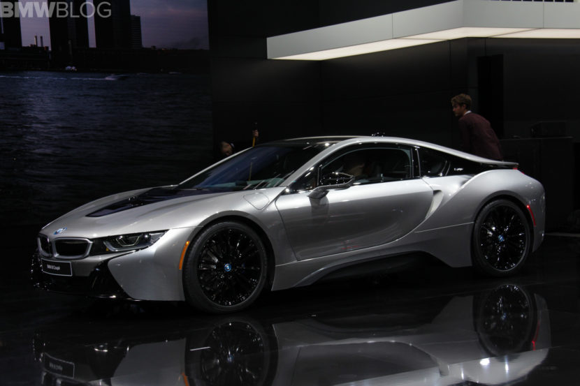 Man Arrested For Trying To Sell A Stolen Bmw I8