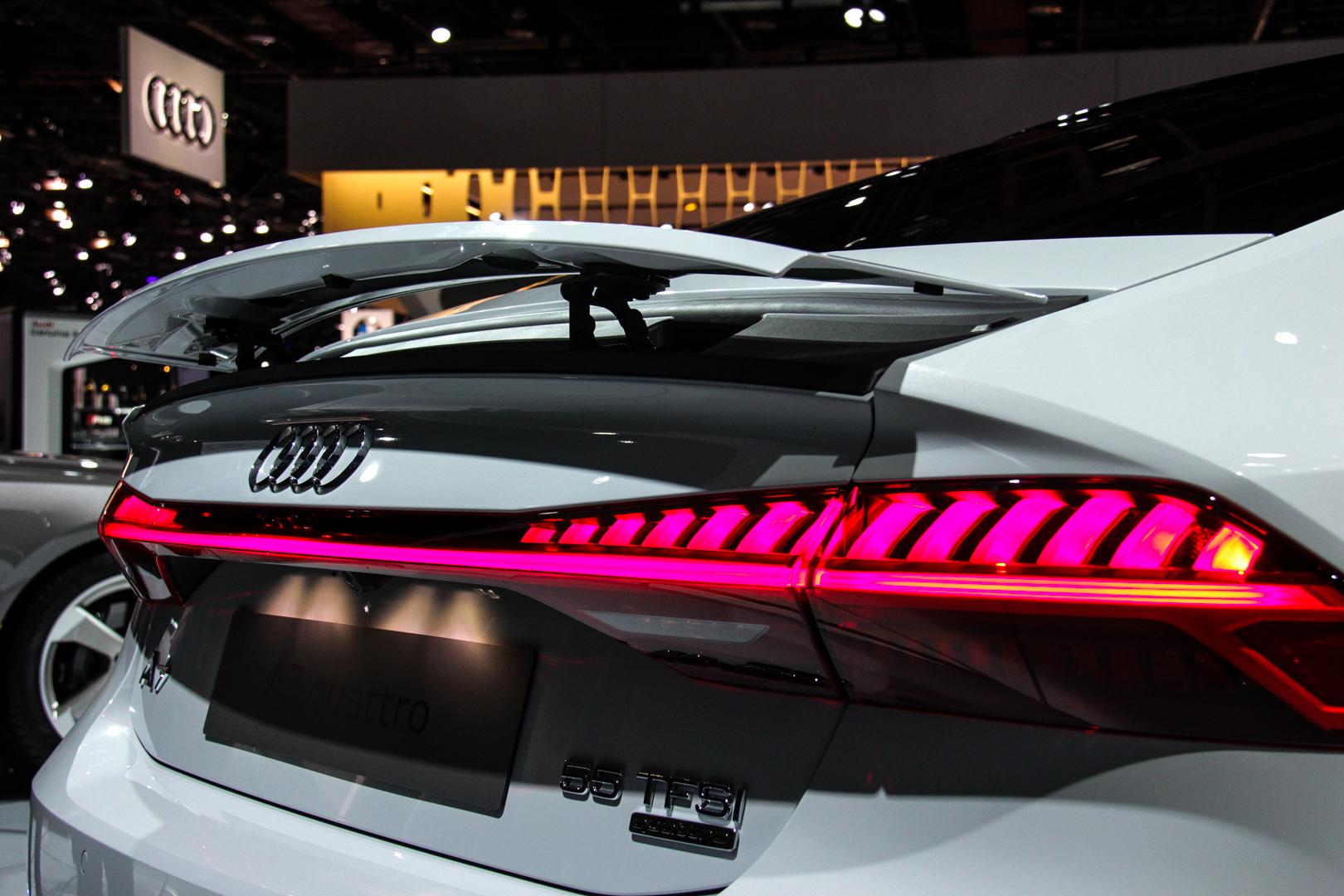 Detroit Auto Show SecondGen Audi A Hits American Shores - Autoshow
