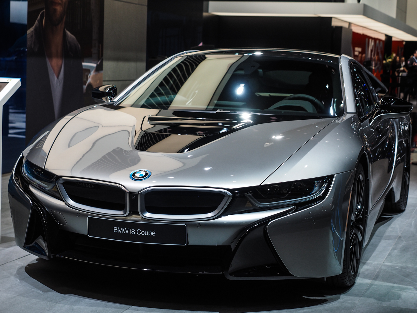 2018 Detroid Auto Show Bmw I8 Coupe Lci Refresh Facelift 10 830x623
