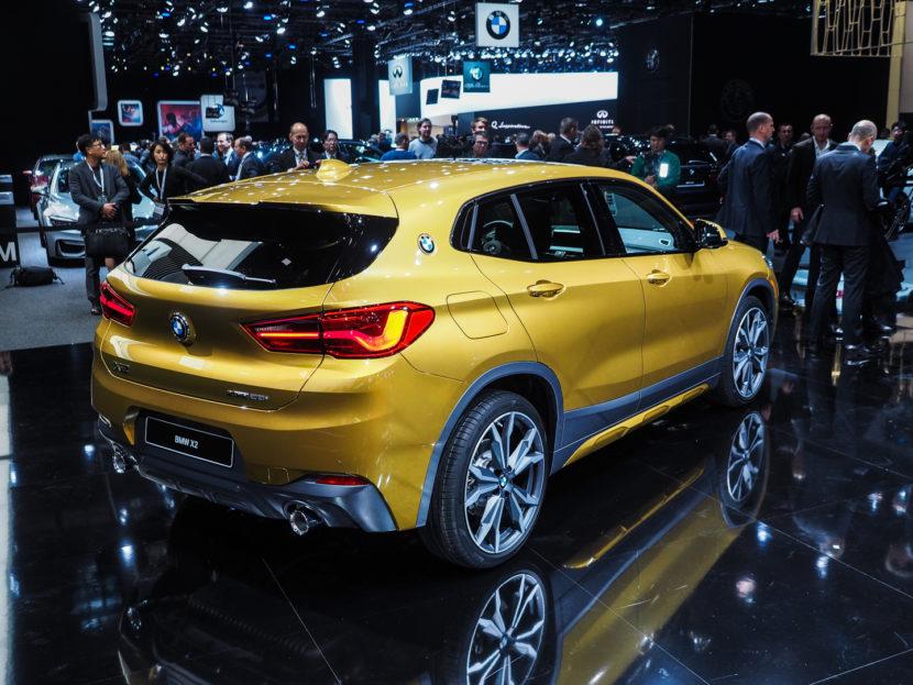 Detroit Auto Show The New BMW X - Detroit car show 2018