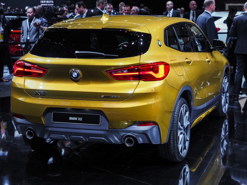 2018 Detroit Auto Show BMW X2 7 830x623