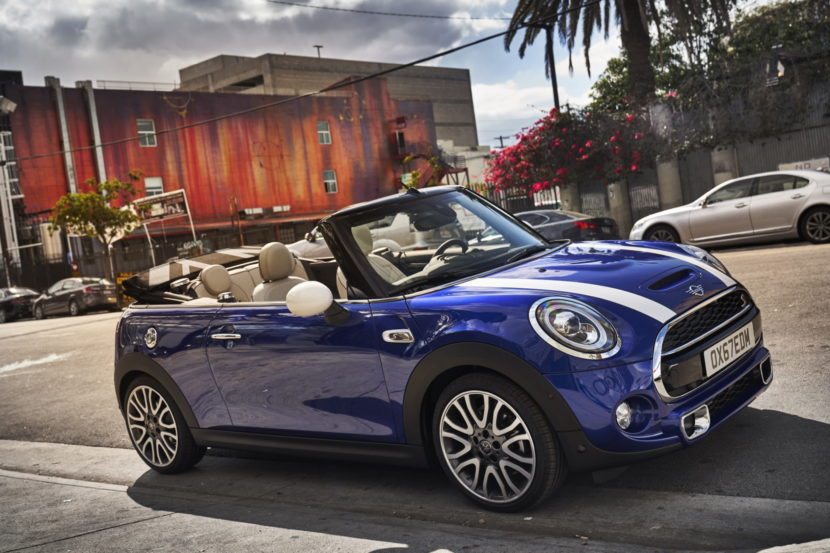 World Premiere 2018 Mini Hardtop And Convertible Facelift