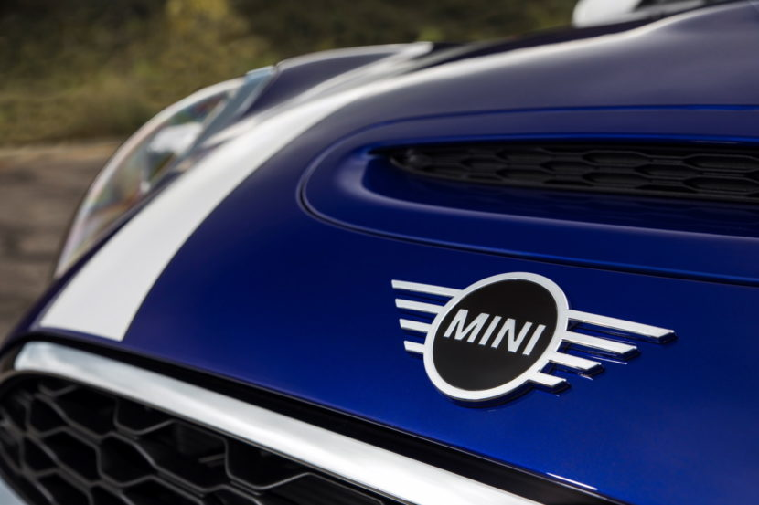 2018 MINi Convertible facelift F57 11 830x553
