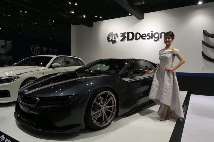 D Design Program For BMW I Unveiled At Tokyo Auto Show - Tokyo car show 2018