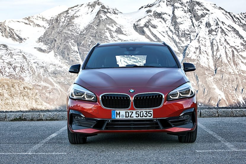 BMW 2 Series Active Tourer Facelift P90288909 highRes 830x553