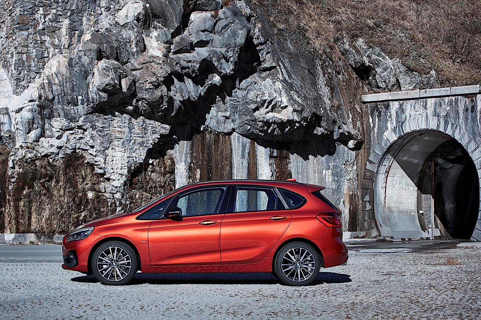 BMW 2 Series Active Tourer Facelift P90288911 highRes