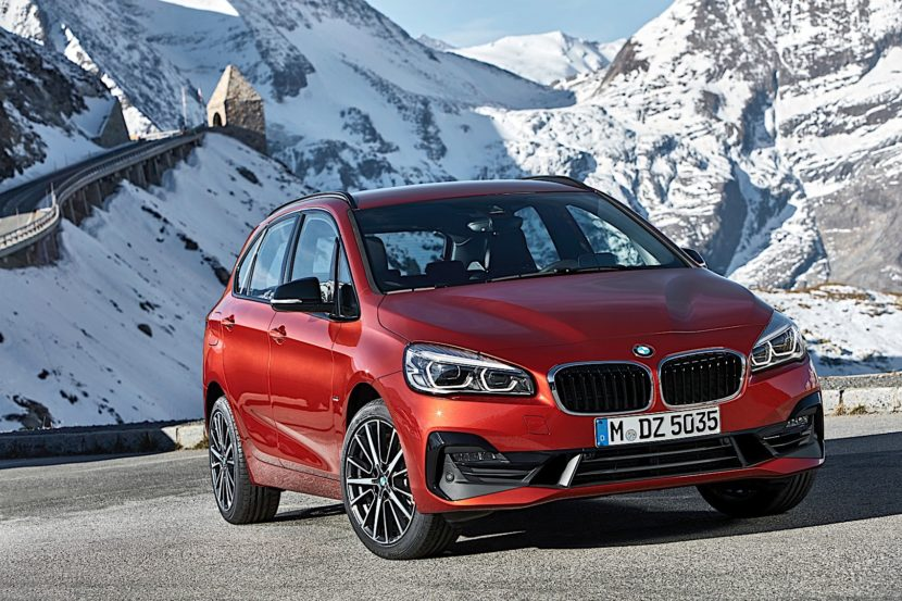 BMW 2 Series Active Tourer Facelift P90288912 highRes 830x553