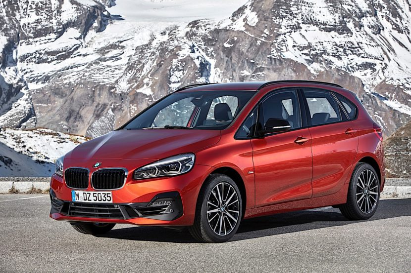 BMW 2 Series Active Tourer Facelift P90288913 highRes 830x553