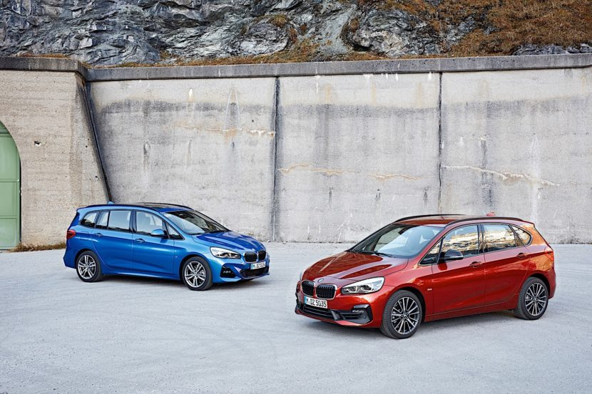 BMW 2 Series Gran Tourer Active Tourer FaceliftP90288878 highRes 830x553