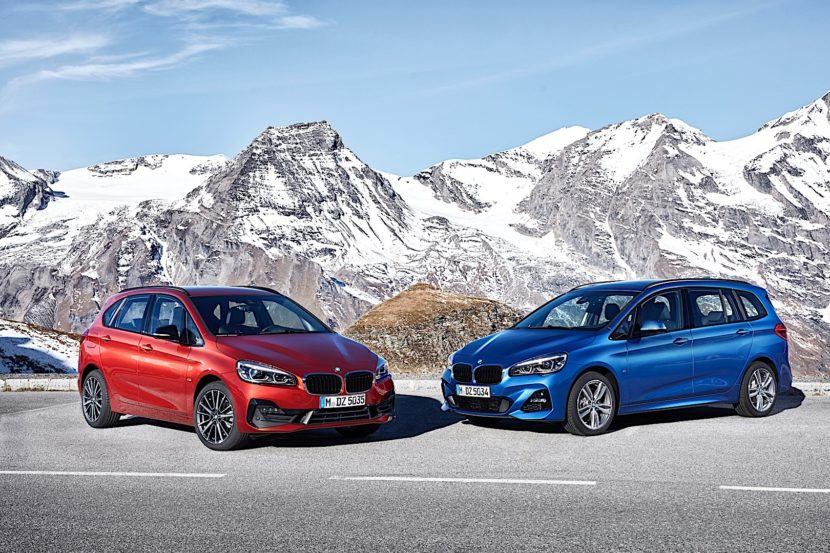 BMW 2 Series Gran Tourer Active Tourer FaceliftP90288880 highRes 830x553
