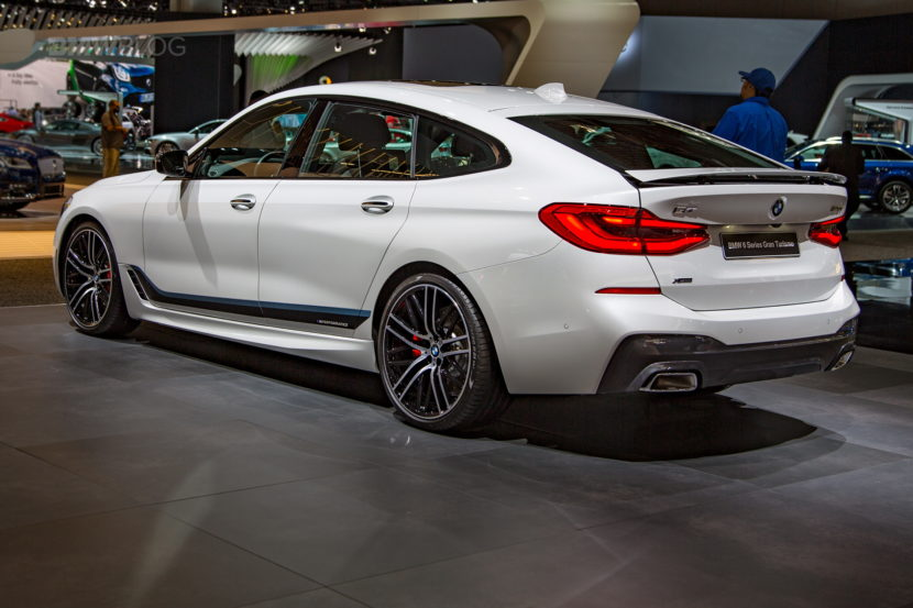 BMW 6 Series GT M Performance Parts 02 830x553