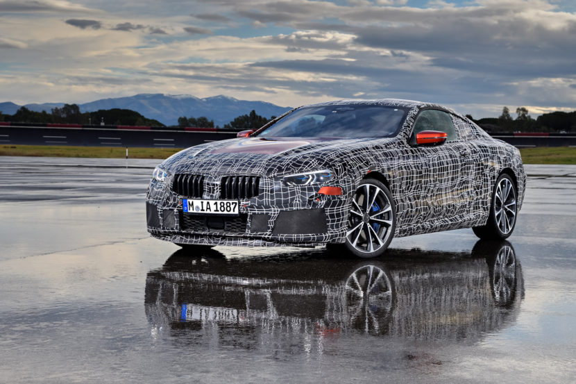 BMW 8 Series Coupe  830x553
