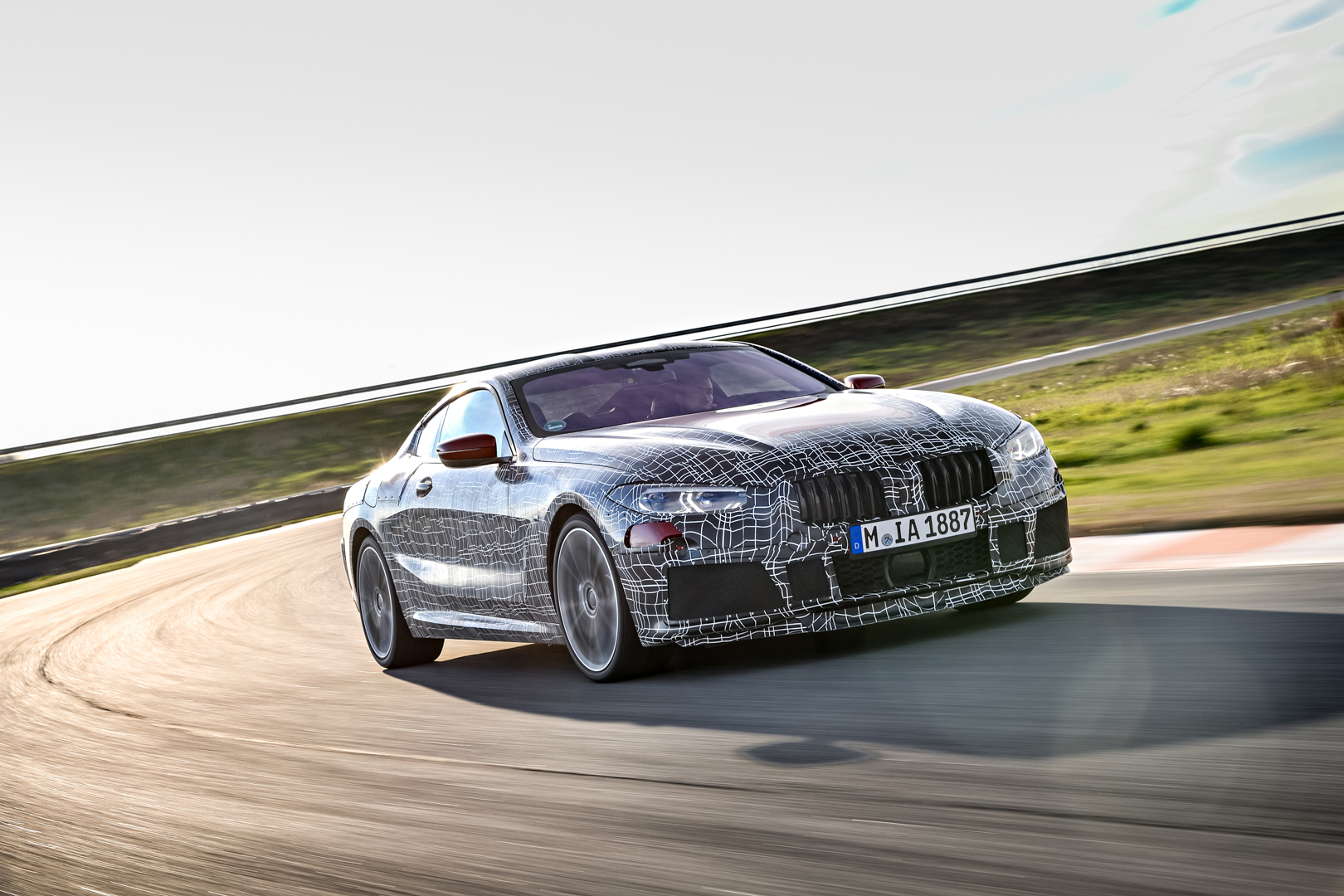 Bmw M850i Xdrive Will Come With Over 500 Hp