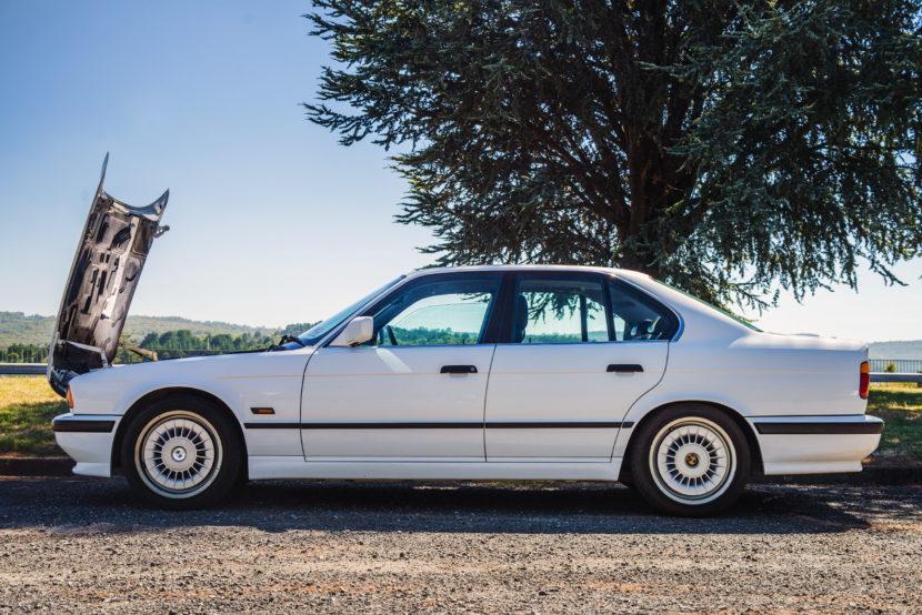 BMW E34 M5 BMW Australia 05 830x554