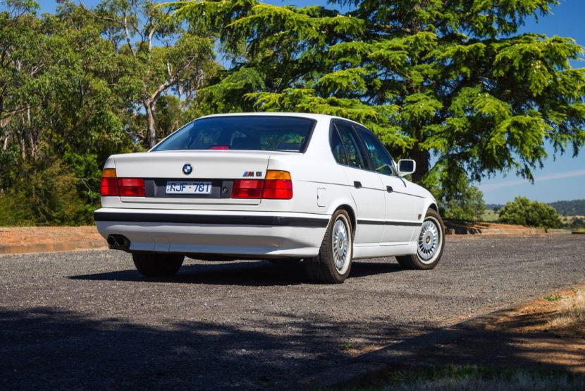 BMW E34 M5 BMW Australia 06 830x554