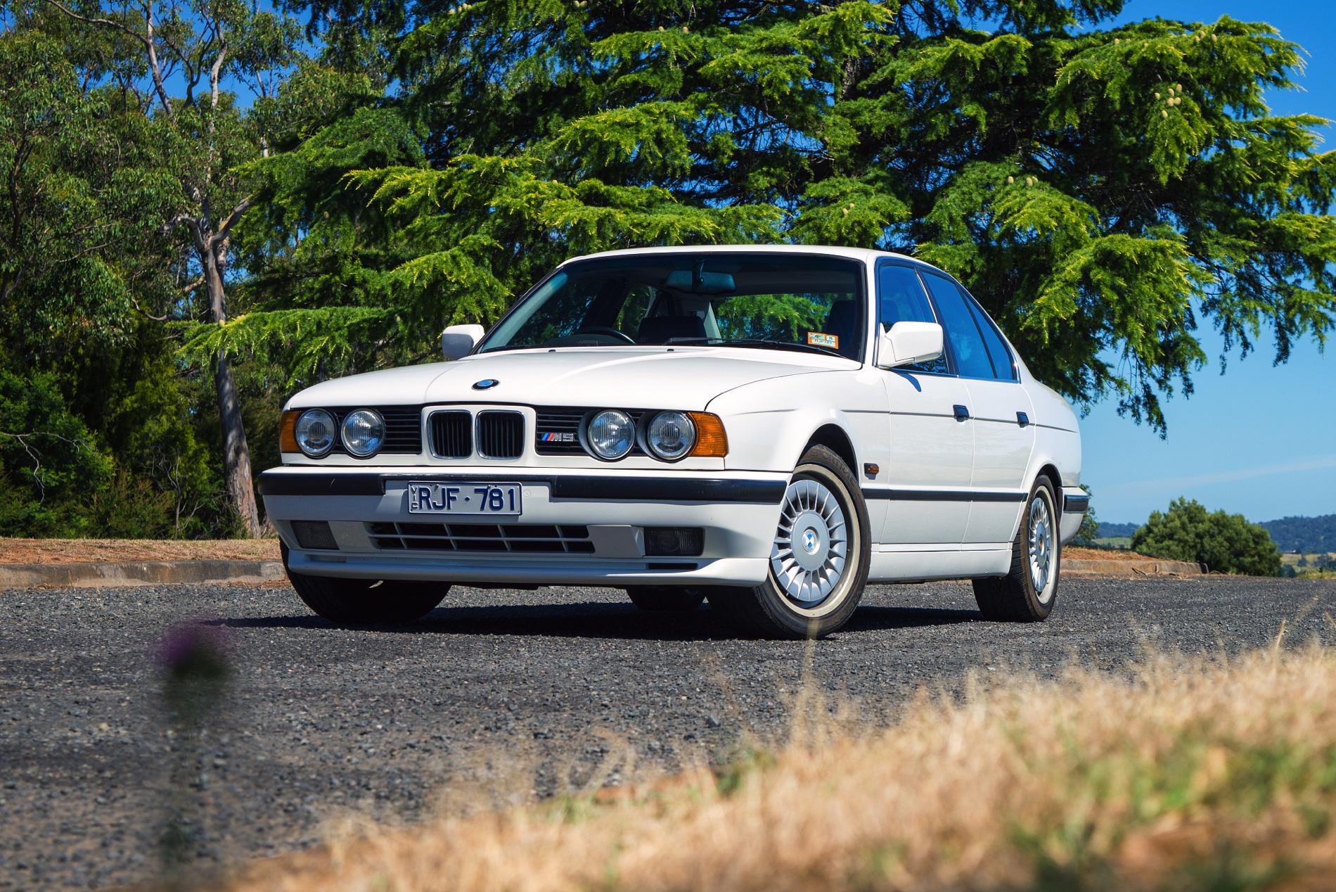 BMW E34 M5 BMW Australia 07
