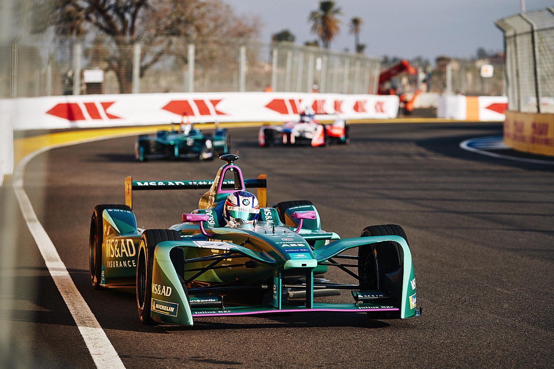 BMW Formula E MSAD Andretti 06