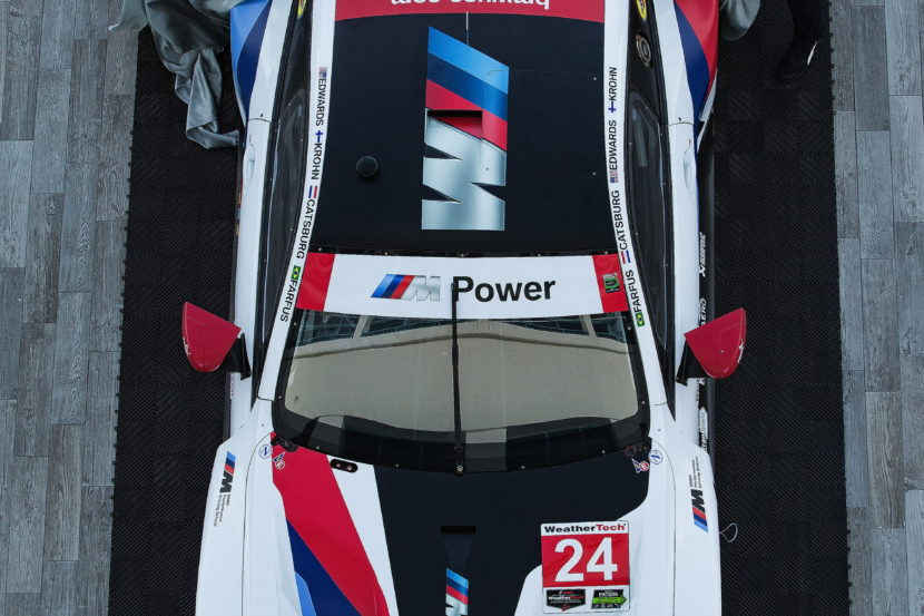 BMW M8 GTE unveil 06 830x553