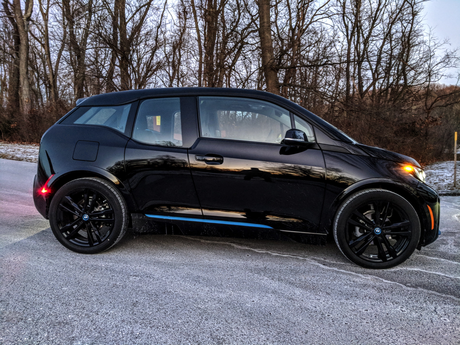 Review The First Delivered Bmw I3 S In The United States