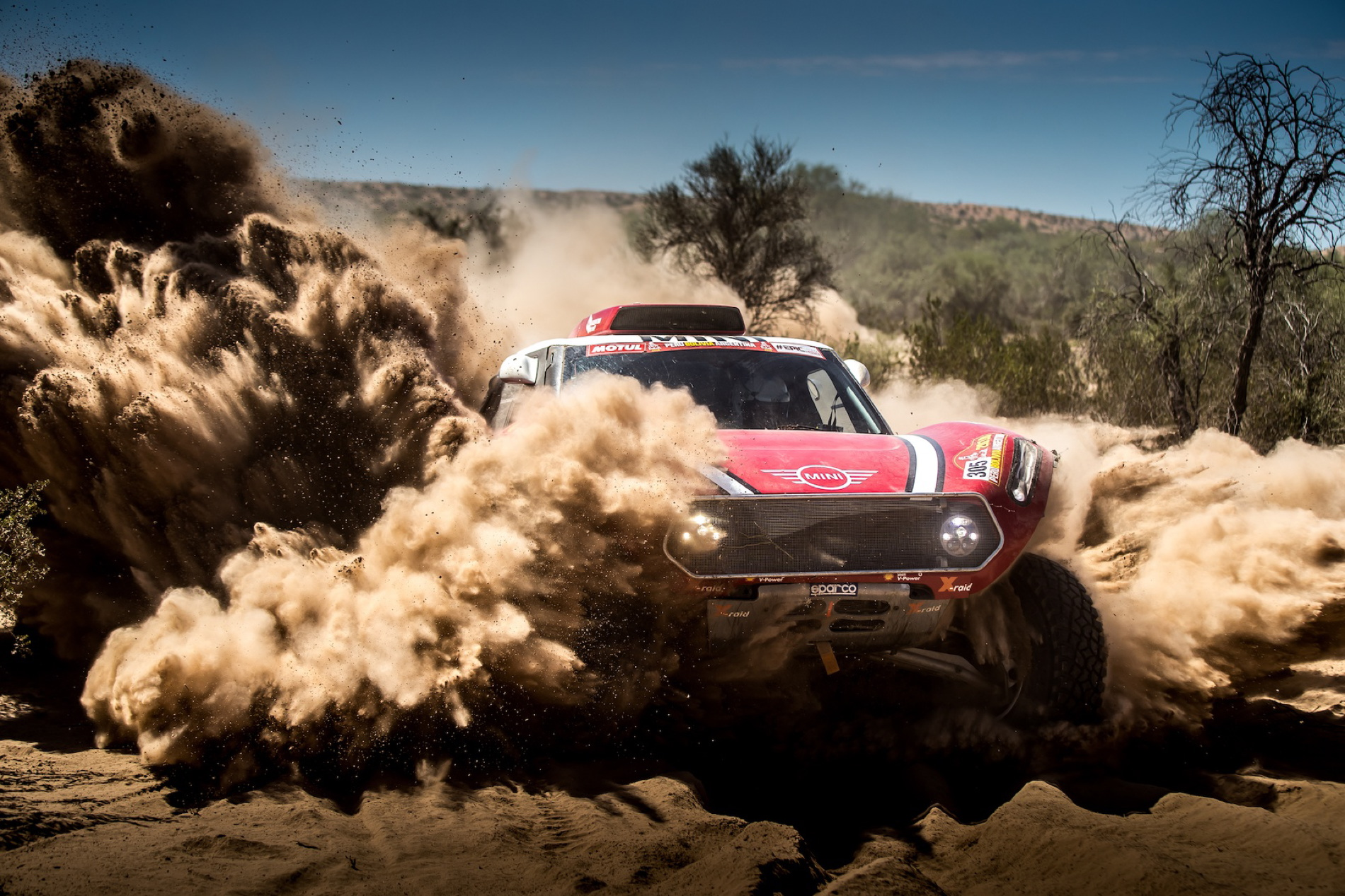 Dakar Rally. Fascinating adventure or fierce competition 37