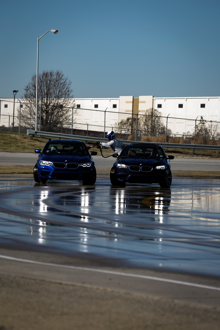 Bmw Sets Two Guinness World Records For Drifting With The New Bmw M5