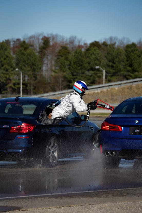 F90 BMW M5 Drift World Record 18 553x830