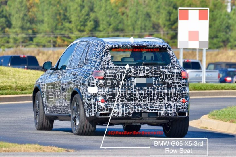 BMW With 3Rd Row Seating >> The new G05 BMW X5 will offer again third-row seat
