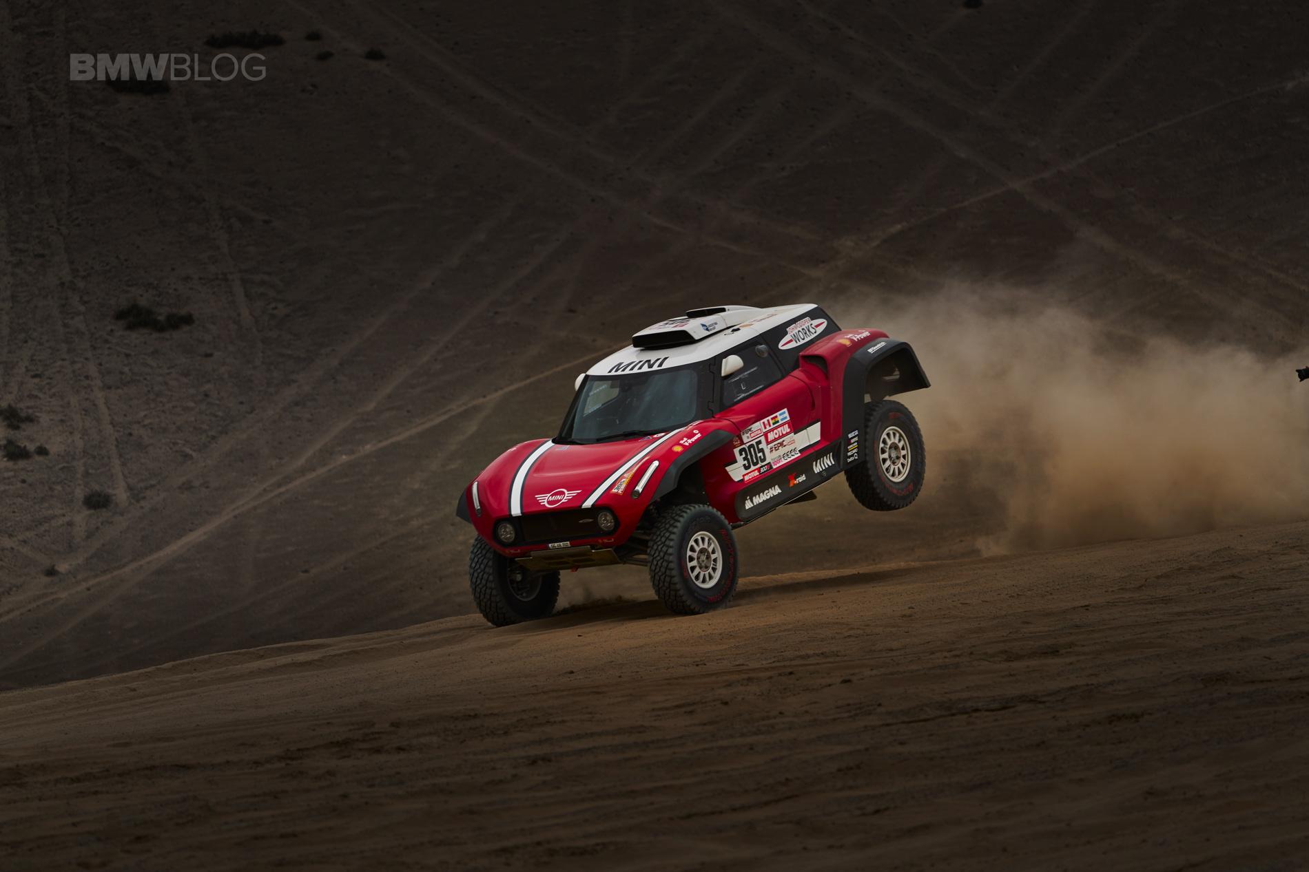MINI Dakar Experience 2018 07 1