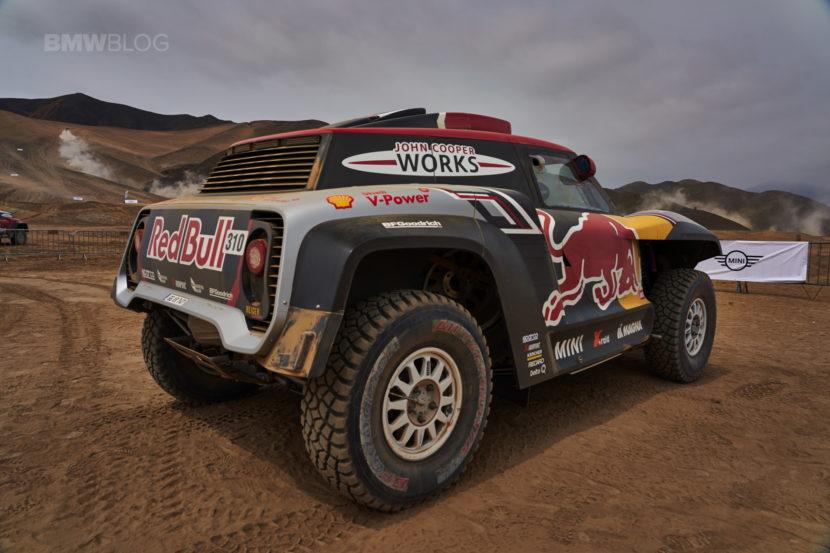 MINI Dakar Experience 2018 164 830x553