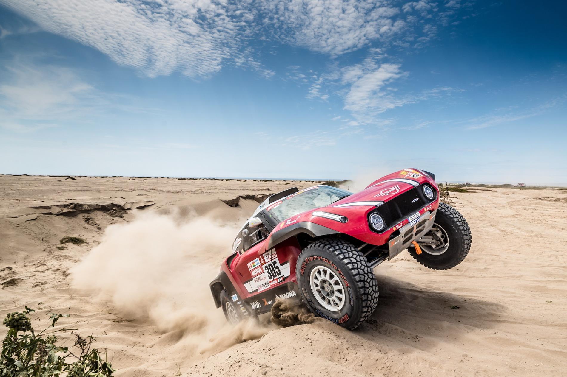 MINI X Raid Dakar 2018 51
