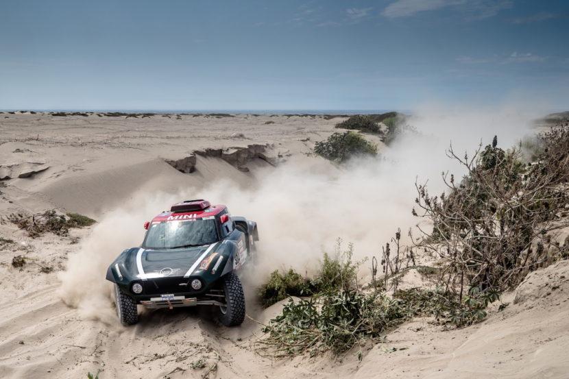 MINI X Raid Dakar 2018 60 830x553
