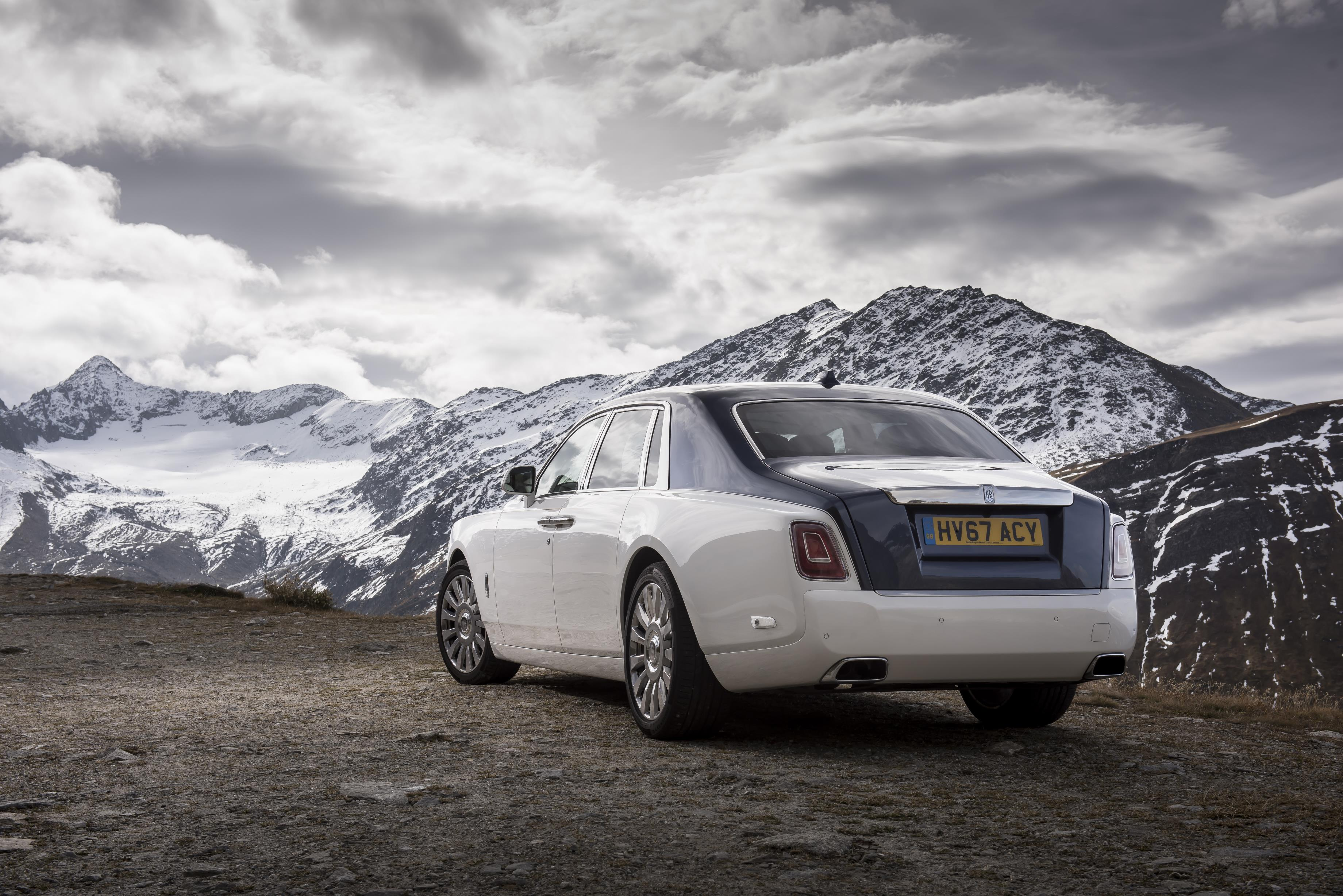 Rolls Royce Phantom Wins Award