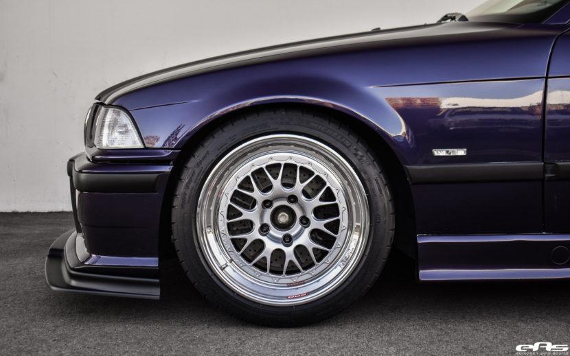 Techno Violet Metallic BMW E36 M3 Build By European Auto Source Image 16 830x519