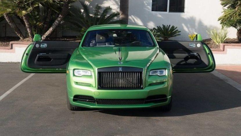 rolls royce wraith java green 4 830x467