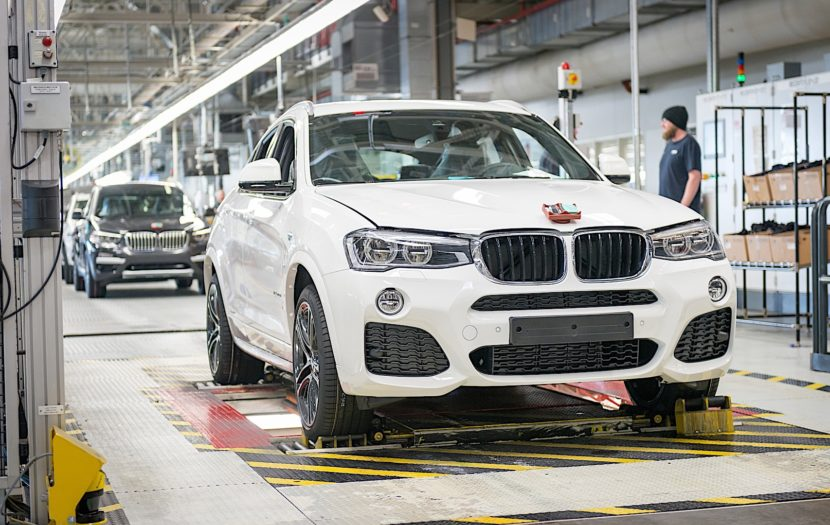 200000th BMW X4 P90292218 highRes 830x525