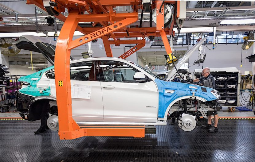 200000th BMW X4 P90292221 highRes 830x528